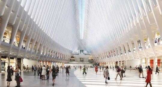 Westfield's Underground Mall at World Trade Center Draws Marquee Retailers