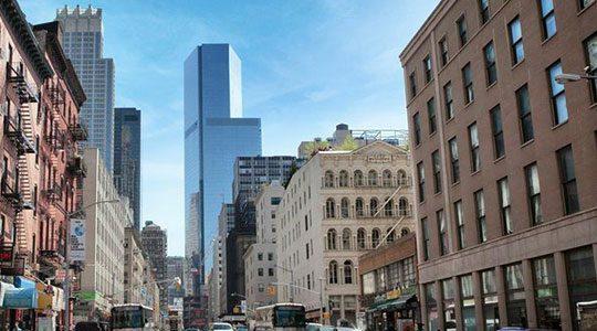 Fumihiko Maki's 4 World Trade Center Opens