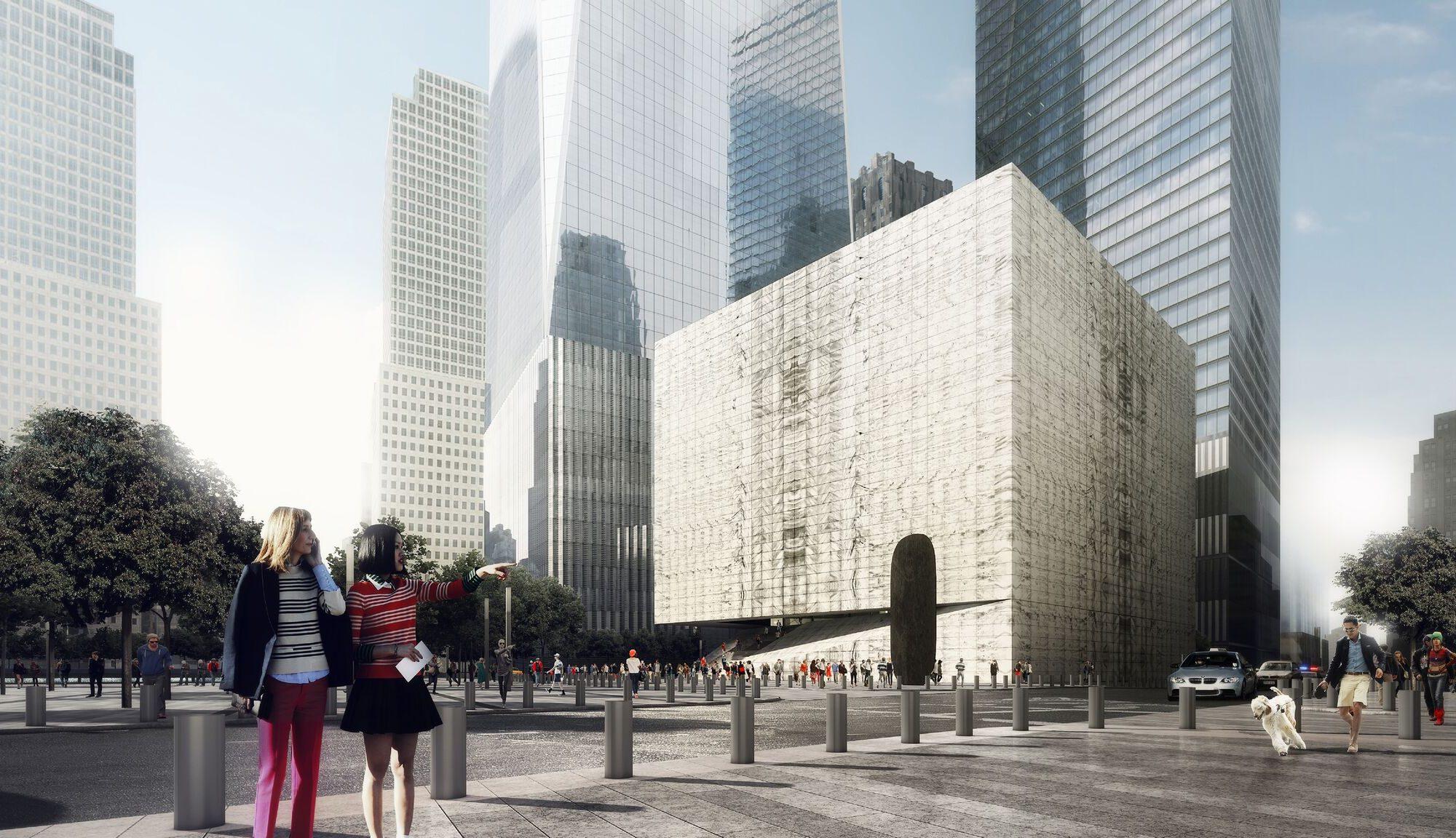 Design for the Ronald O. Perelman Performing Arts Center Unveiled