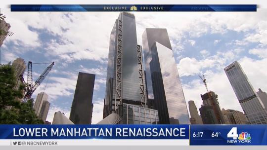 Get an Exclusive Look Inside 3 World Trade Center