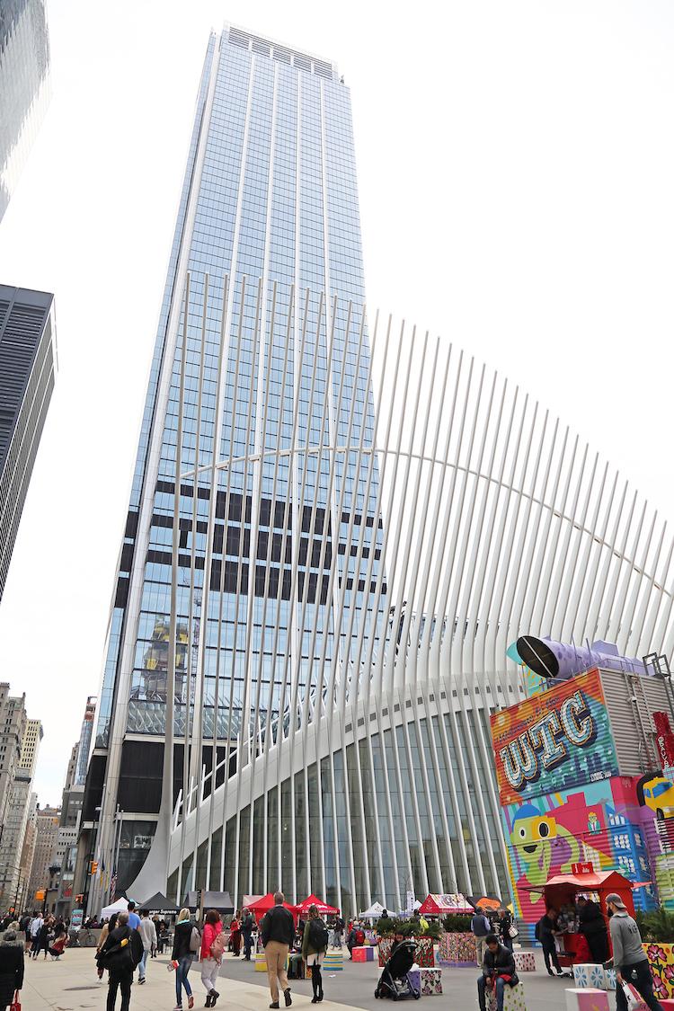 Accounting Firm Dixon Hughes Goodman Takes 12K SF at 3 World Trade Center